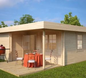 3-room-log-cabin-garden-guesthouse-oscar-1