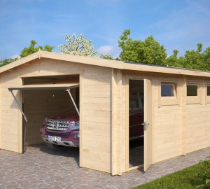 large-log-garage-hansa-b-with-up-and-over-door