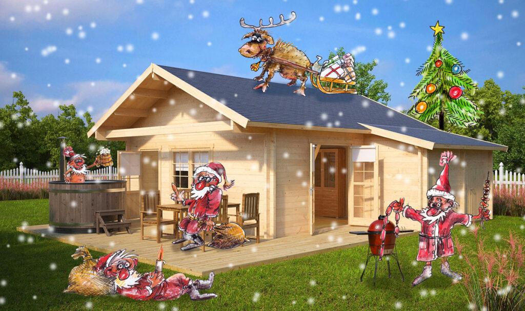Joulu- ja uudenvuoden tarjous