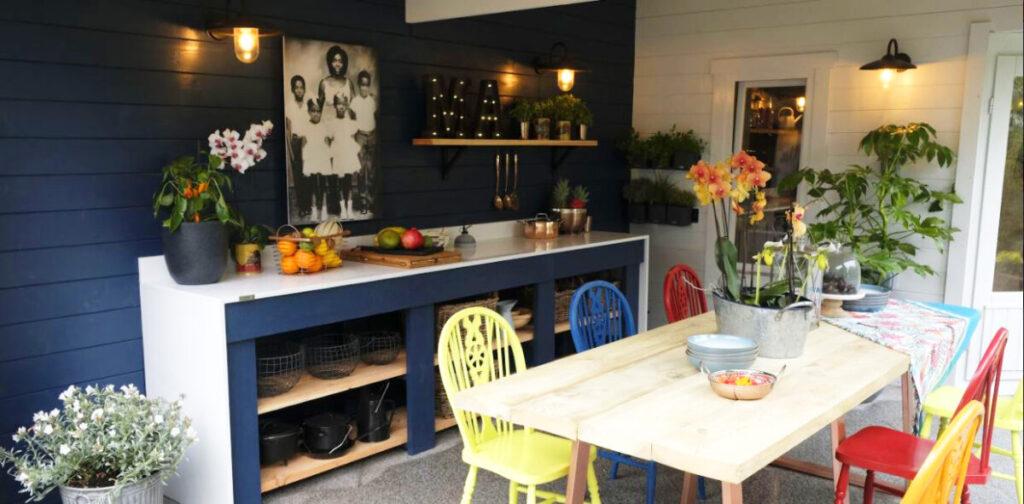 6 vinkkiä siihen, miten teet pihasta kotisi lisähuoneen