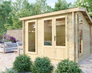Pihamökki-Minitoimisto Mini Garden Office 1 DS
