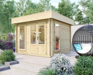 Pihamökki-Minitoimisto Mini Garden Office 2 DS